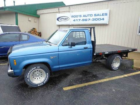 1988 ford ranger for sale in houston mo