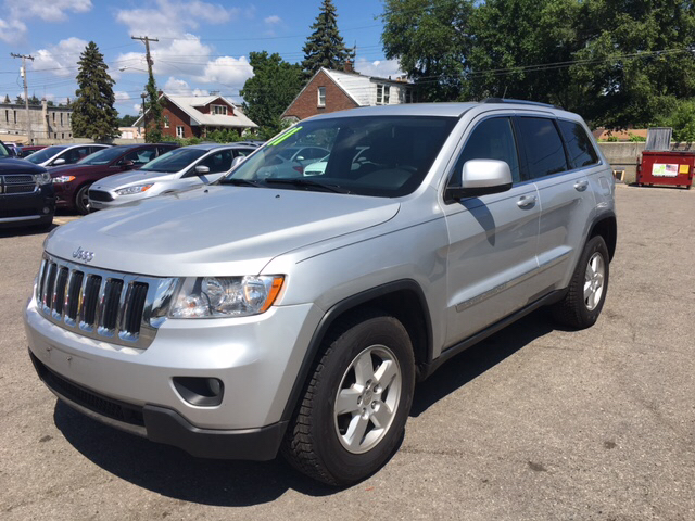2011 Jeep Grand Cherokee Detroit Used Car for Sale