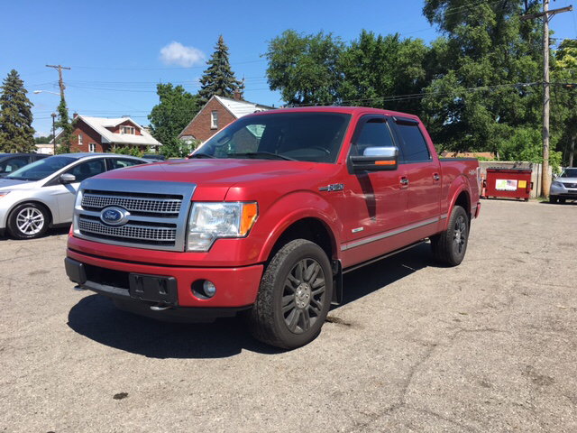 2011 Ford F-150 Detroit Used Car for Sale