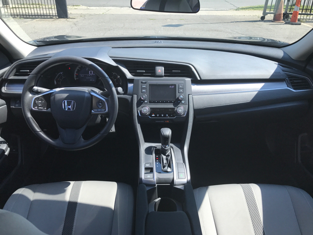 2017 Honda Civic LX 4dr Sedan CVT - Warren MI