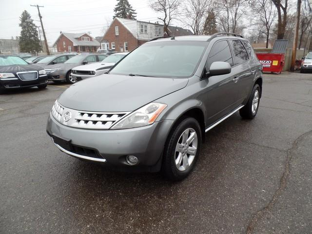 2006 Nissan Murano car for sale in Detroit