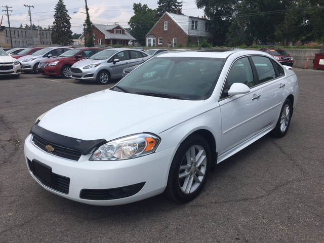 2010 Chevrolet Impala car for sale in Detroit