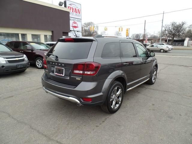 2017 Dodge Journey CROSSROAD - Warren MI