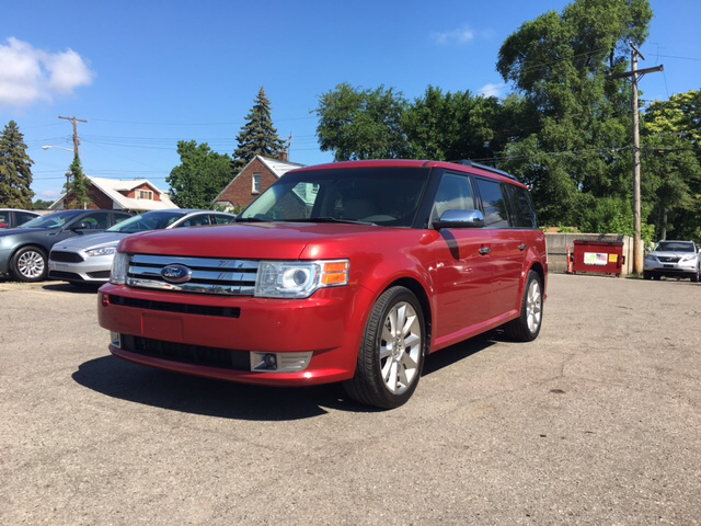 2010 Ford Flex car for sale in Detroit