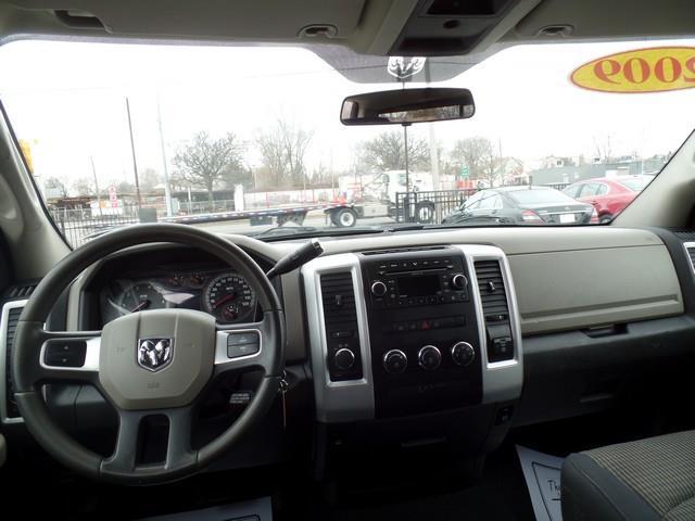 2009 Dodge Ram Pickup 1500 4x4 SLT 4dr Quad Cab 6.3 ft. SB - Warren MI