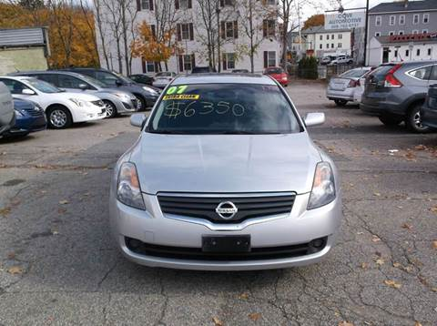 nissan altima for sale in worcester ma. Black Bedroom Furniture Sets. Home Design Ideas