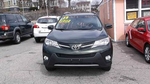 2013 Toyota RAV4 for sale in Worcester, MA