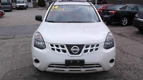2014 Nissan Rogue Select for sale in Worcester, MA