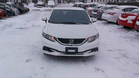 2014 Honda Civic for sale in Worcester, MA