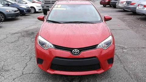2014 Toyota Corolla for sale in Worcester, MA