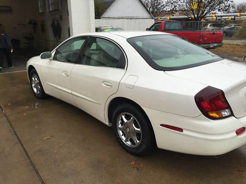 2002 oldsmobile aurora for sale in topeka ks. Black Bedroom Furniture Sets. Home Design Ideas