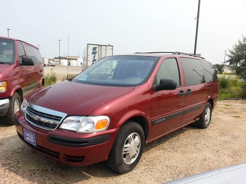 2002 Chevrolet Venture Ls 4dr Extended Mini Van In