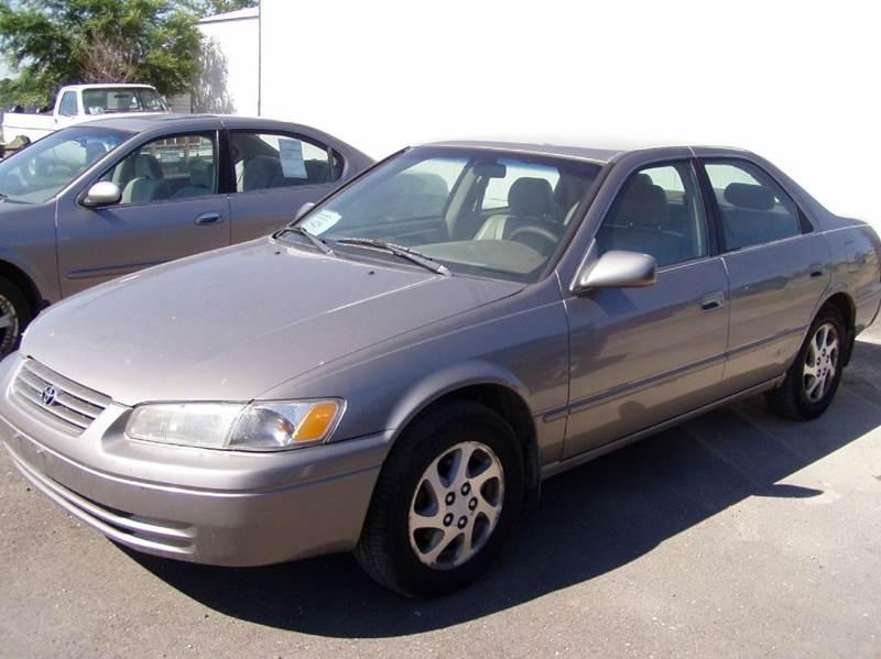 1999 toyota camry xle v6 4dr sedan aberdeen sd for 1999 toyota camry window motor