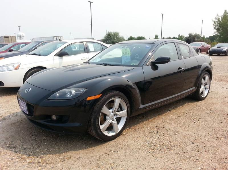 2004 Mazda Rx 8 Base 4dr Coupe Aberdeen Sd
