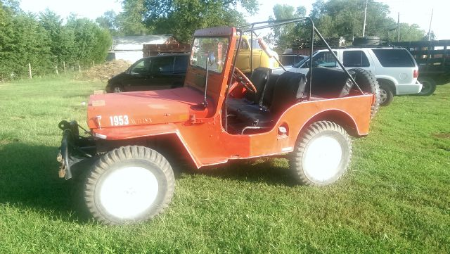1953 Willys Jeep for sale in Junction City KS