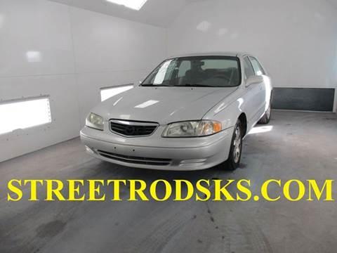 2002 Mazda 626 for sale in Junction City, KS