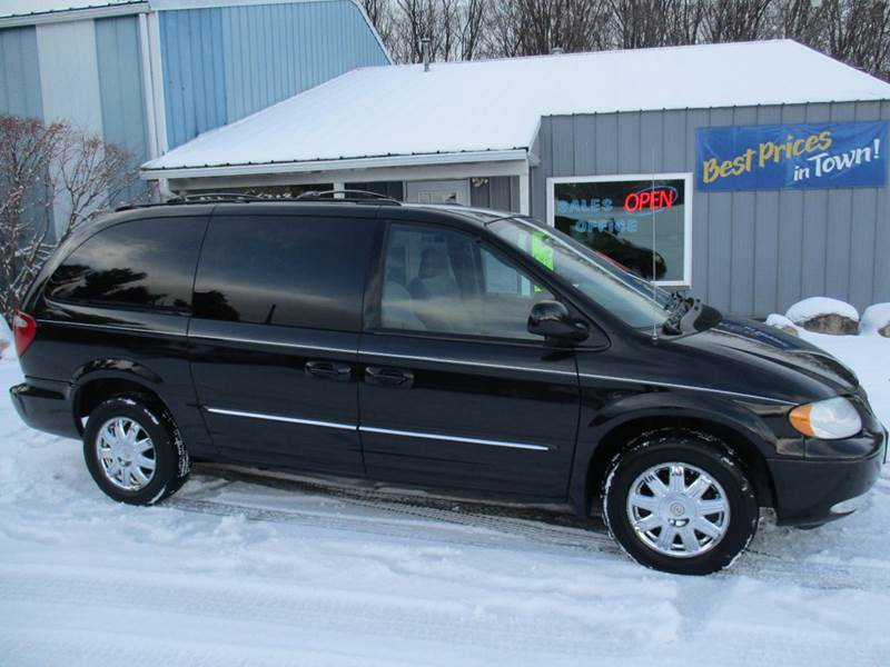 2003 chrysler town and country awd limited 4dr extended mini van in traverse city mi vans 39 s. Black Bedroom Furniture Sets. Home Design Ideas