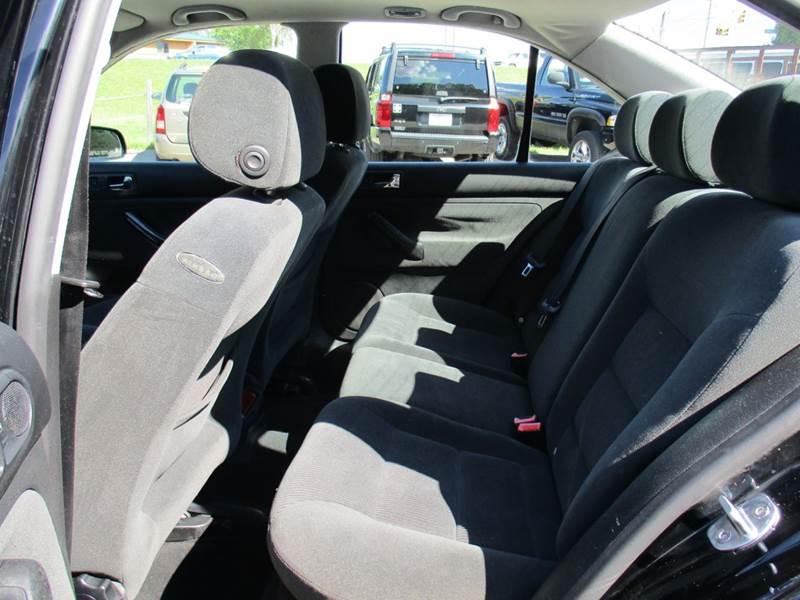 2001 Volkswagen Jetta GLS 4dr Sedan - Traverse City MI
