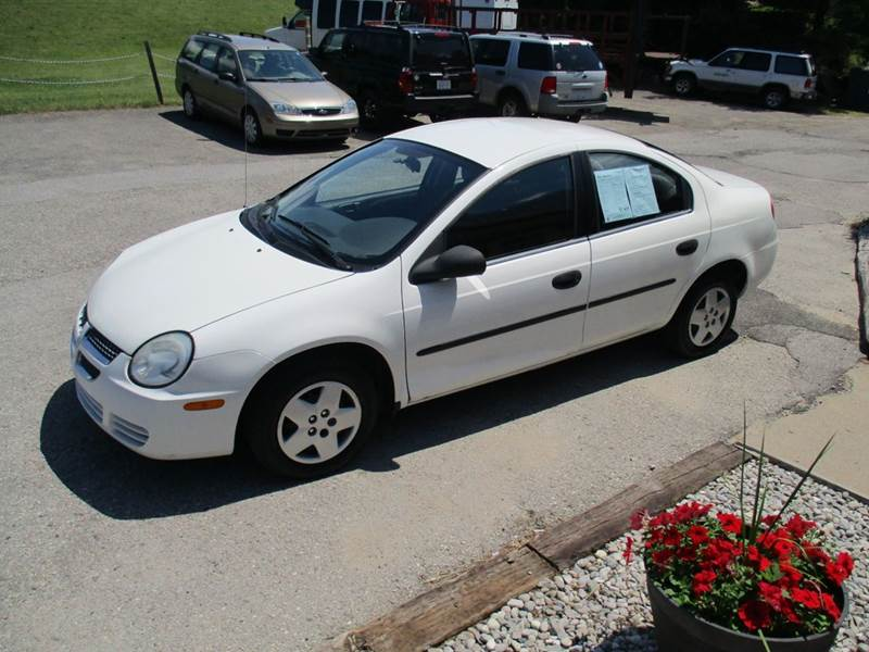 2004 Dodge Neon SE 4dr Sedan - Traverse City MI