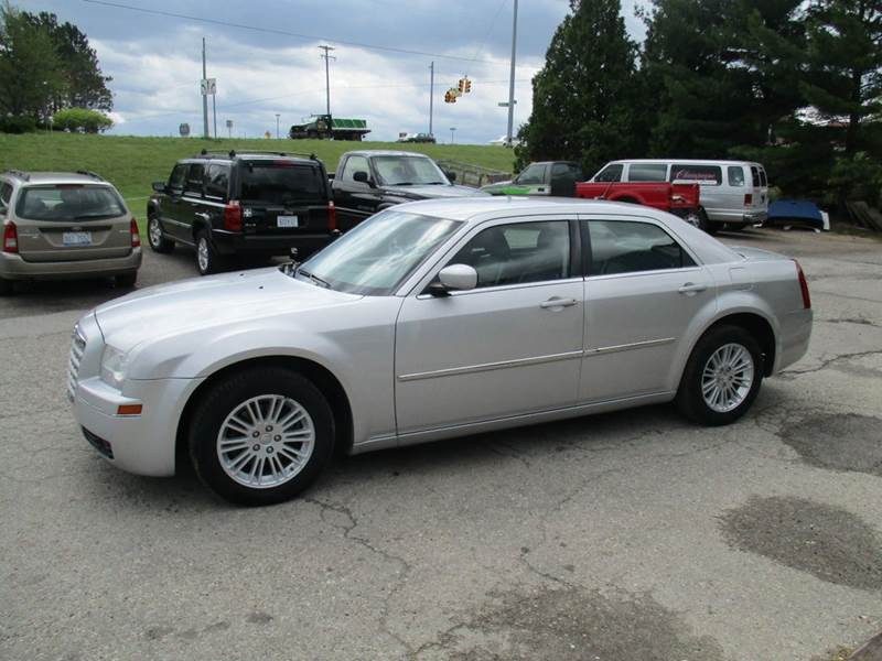 2008 Chrysler 300 Touring 4dr Sedan - Traverse City MI