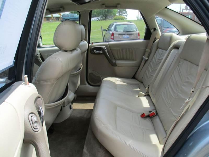 2004 Saturn L300 3 4dr Sedan - Traverse City MI