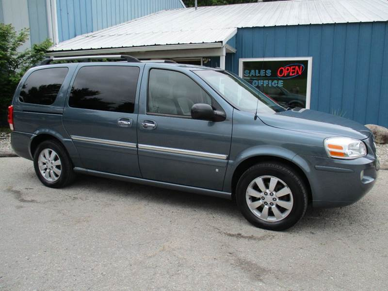 2007 Buick Terraza CXL 4dr Mini-Van - Traverse City MI