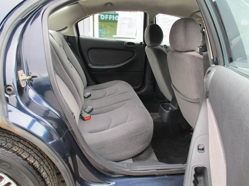 2002 Chrysler Sebring LX 4dr Sedan - Traverse City MI