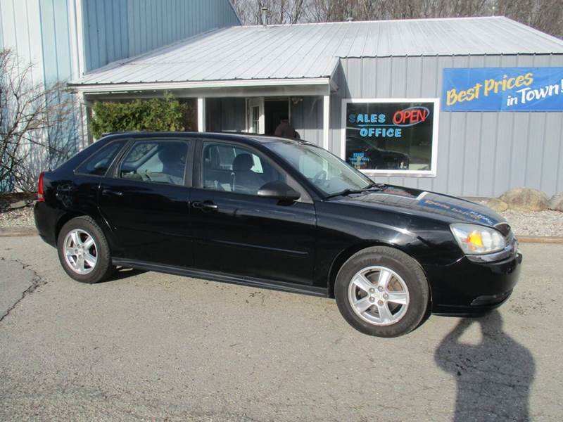 2005 Chevrolet Malibu Maxx LS 4dr Hatchback - Traverse City MI