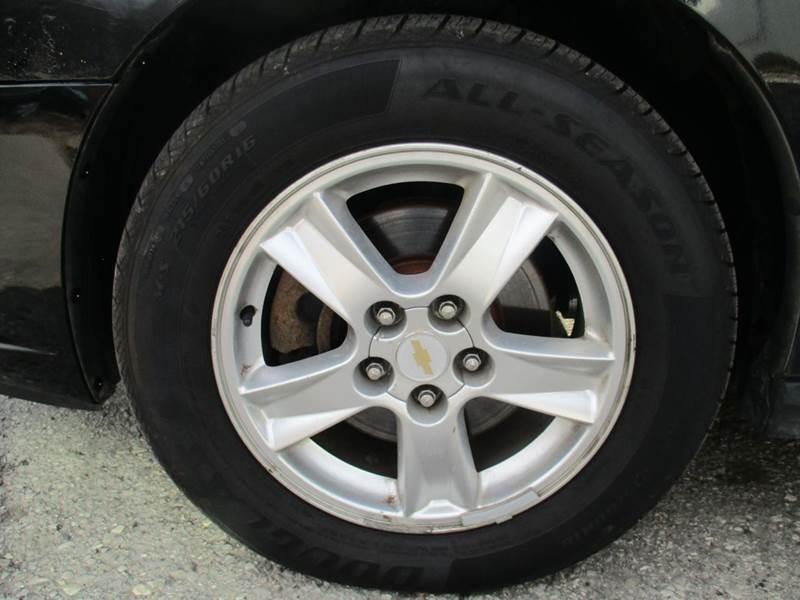 2005 Chevrolet Malibu Maxx LS 4dr Hatchback - Traverse City MI
