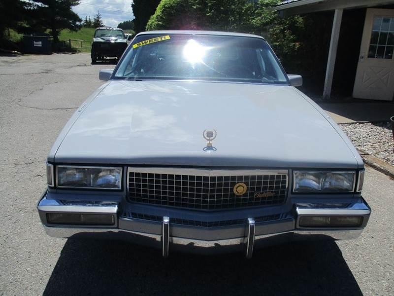 1990 Cadillac DeVille Base 2dr Coupe - Traverse City MI
