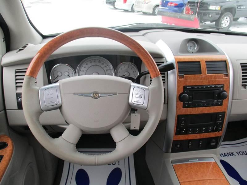 2007 Chrysler Aspen 4x4 Limited 4dr SUV - Traverse City MI