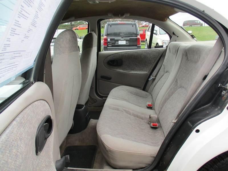 1996 Saturn S-Series SL1 4dr Sedan - Traverse City MI