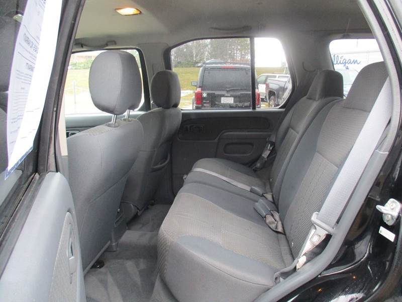 2002 Nissan Xterra SE 4WD 4dr SUV - Traverse City MI
