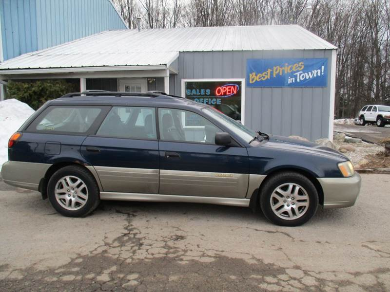 2003 Subaru Outback AWD 4dr Wagon - Traverse City MI