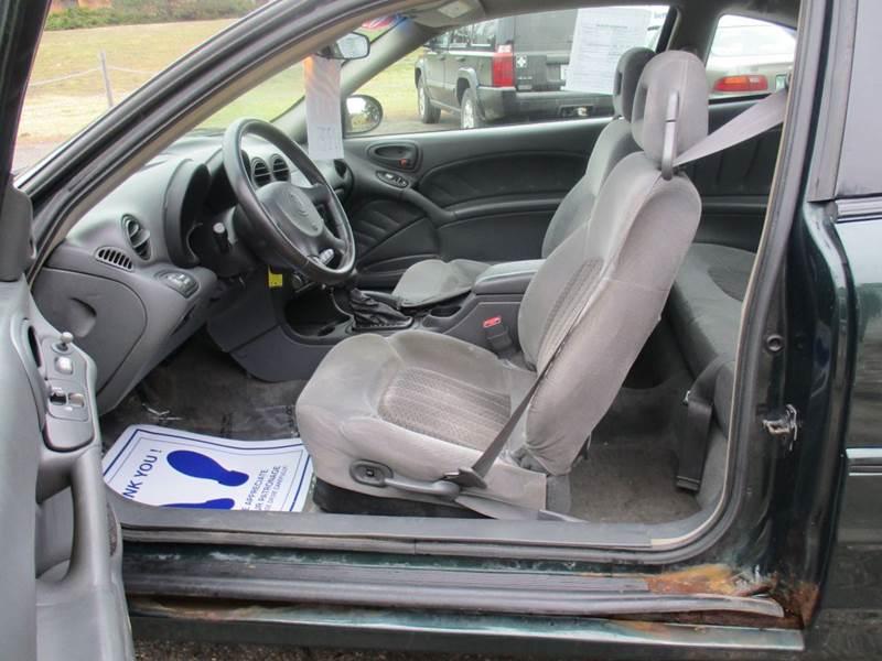 2003 Pontiac Grand Am GT 2dr Coupe - Traverse City MI