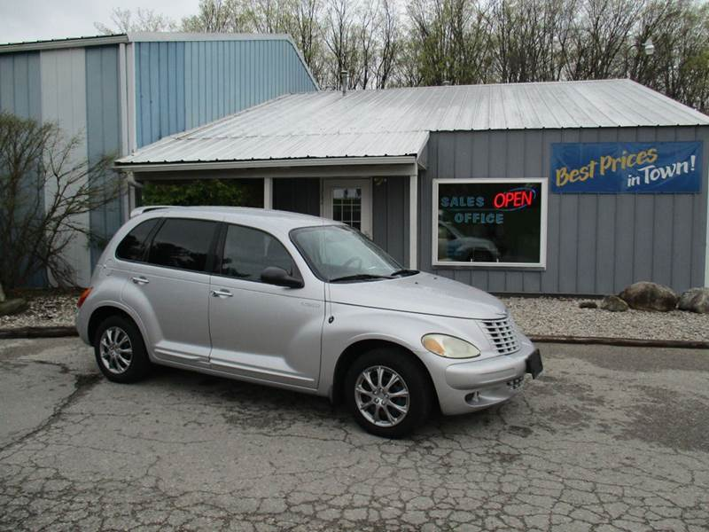 2005 Chrysler PT Cruiser 4dr Wagon - Traverse City MI