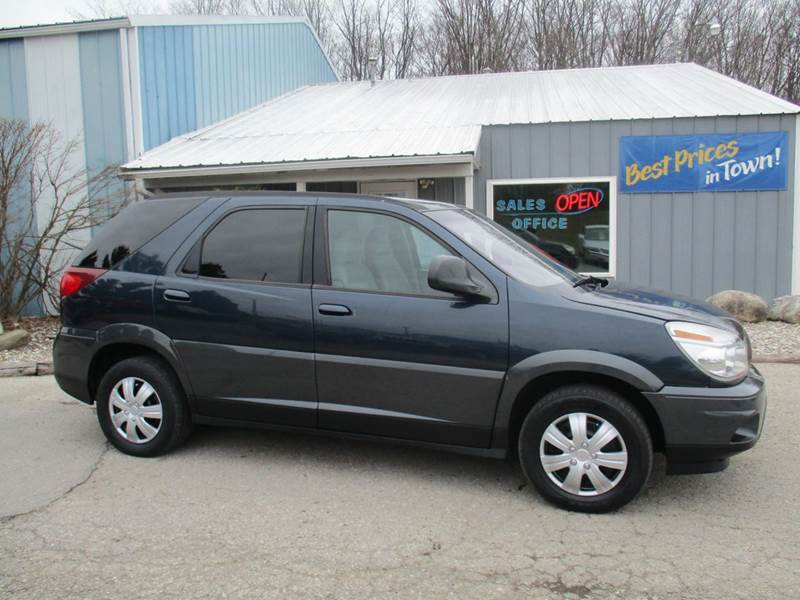 2004 Buick Rendezvous CX AWD 4dr SUV - Traverse City MI