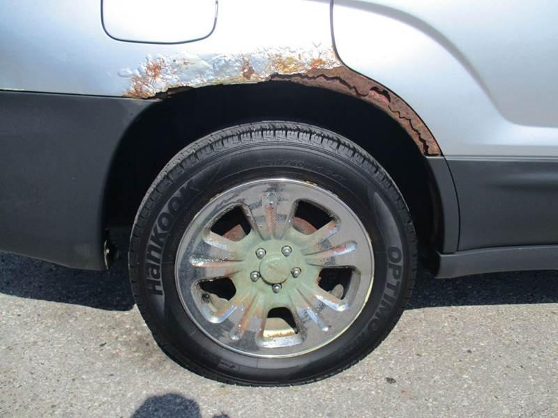 2004 Subaru Forester AWD X 4dr Wagon - Traverse City MI