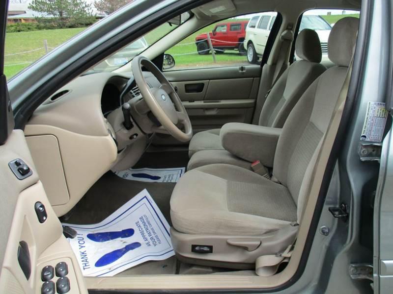 2007 Ford Taurus SE Fleet 4dr Sedan - Traverse City MI