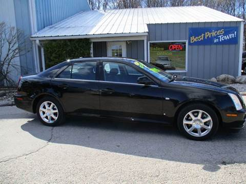 2007 Cadillac STS