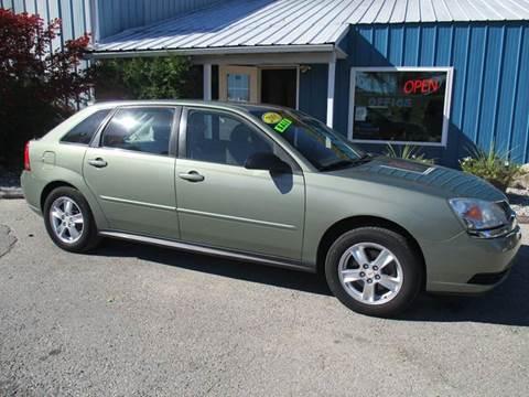 2005 Chevrolet Malibu Maxx for sale in Traverse City, MI