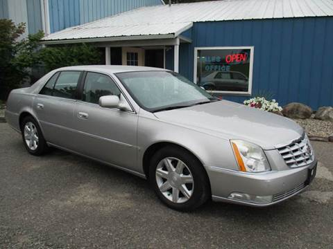 2006 Cadillac DTS for sale in Traverse City, MI