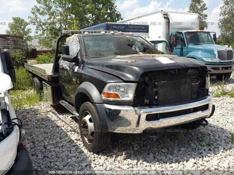 2012 Dodge Ram Pickup 5500 for sale in Holton, KS