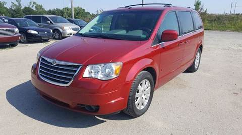 2008 Chrysler Town and Country for sale in Holton, KS
