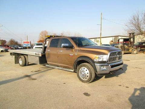 2011 RAM Ram Chassis 4500 for sale in Holton, KS