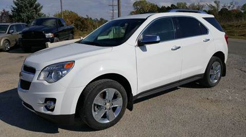 2012 Chevrolet Equinox for sale in Holton, KS