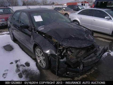2008 Ford Fusion for sale in Holton, KS