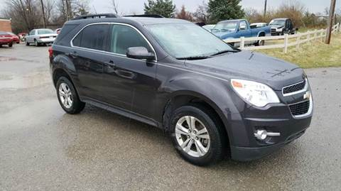 2013 Chevrolet Equinox for sale in Holton, KS