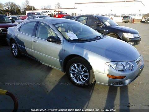 2004 Chrysler 300M