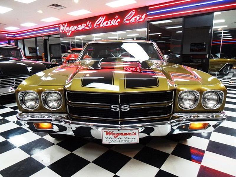 1970 Chevrolet Chevelle SS - Bonner Springs KS